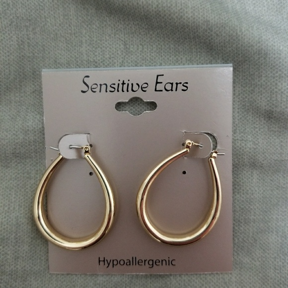 Kohls Jewelry Gold Hoop Earrings Poshmark